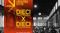 (Italiano) 10 trasformazioni<br /> X 10 circoscrizioni