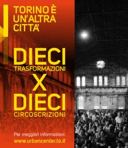 (Italiano) 10 trasformazioni<br> X 10 circoscrizioni
