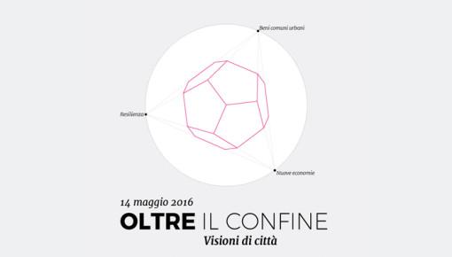OLTRE IL CONFINE.<br /> VISIONI DI CITTÀ