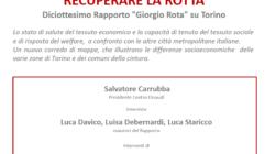 XVIII Rapporto «Giorgio Rota» su Torino
