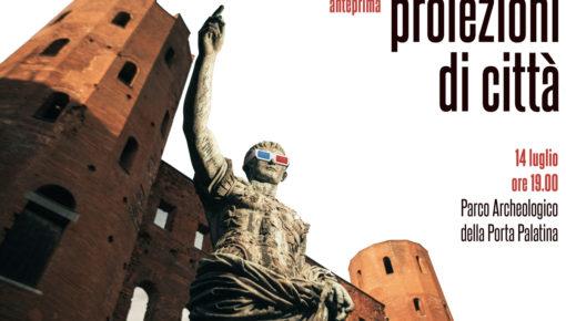 PROIEZIONI DI CITTÀ 2019 <h4><b>ATTENZIONE SPOSTAMENTO SEDE</b></h4>