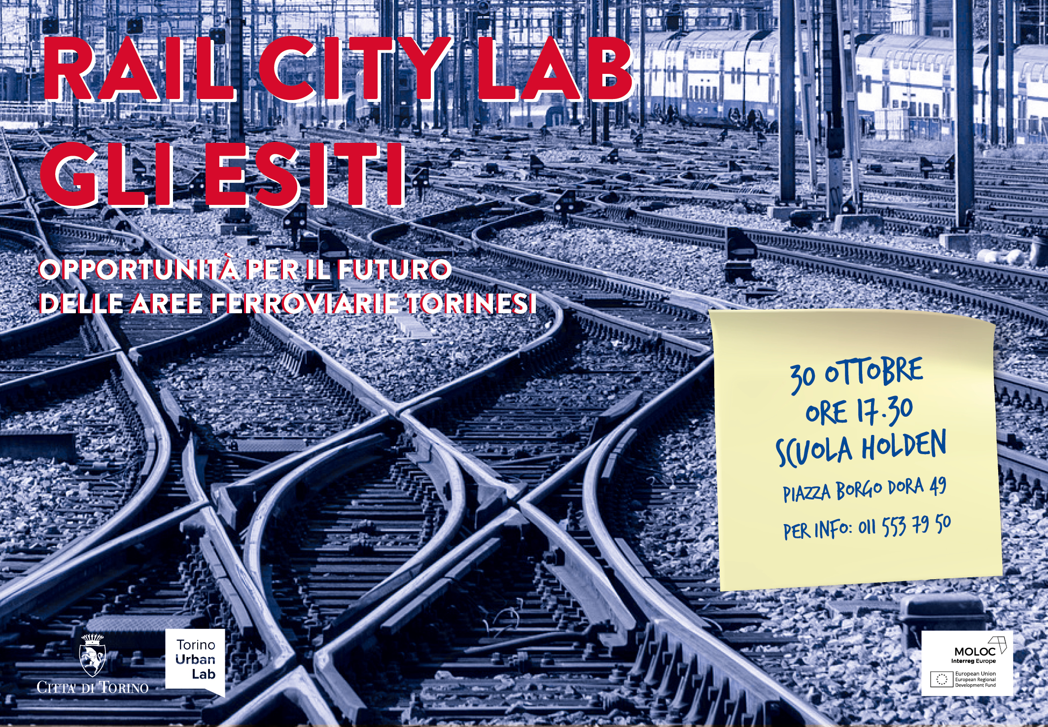 Rail City Lab. Gli esiti